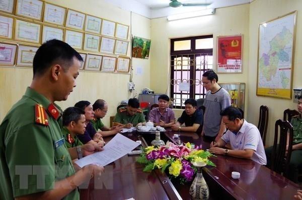 Khai trừ Đảng hai nguyên cán bộ Sở GD&ĐT Hà Giang