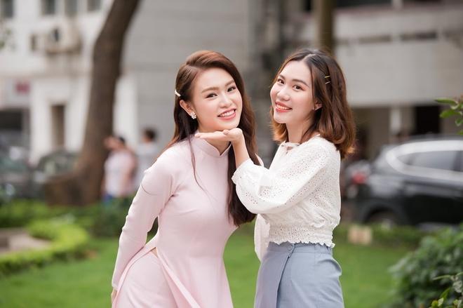 9X tung thi Hoa hau Viet Nam tot nghiep xuat sac DH Ngoai thuong hinh anh 2