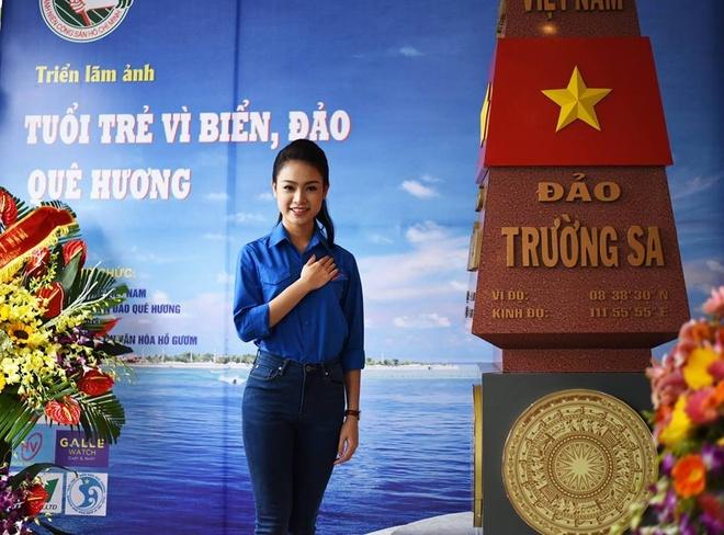 9X tung thi Hoa hau Viet Nam tot nghiep xuat sac DH Ngoai thuong hinh anh 8