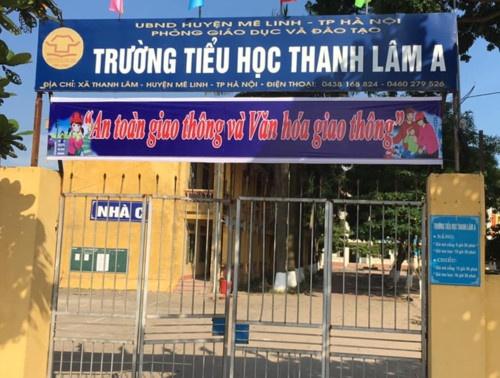 Hon 1.700 hoc sinh o Ha Noi van nghi hoc hinh anh 1
