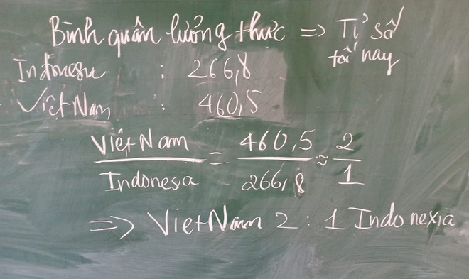 Nu sinh hoc bai giua bien nguoi mung U22 Viet Nam chien thang hinh anh 7