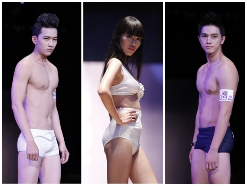 'Nguoi quen' khuay dong vong thi bikini Sieu mau Viet Nam hinh anh
