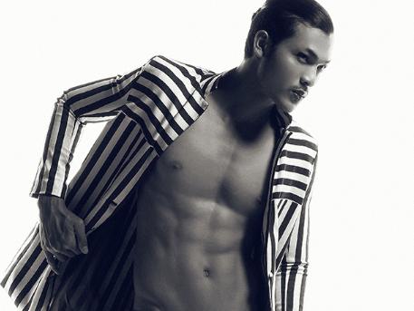 Dan trai xinh Next Top Model sexy voi thoi trang soc ke hinh anh