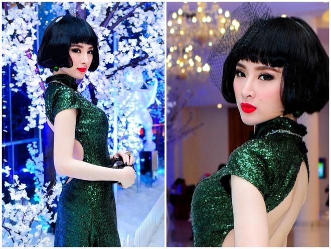 Nhung lan nhai trang phuc on ao cua Angela Phuong Trinh hinh anh 9