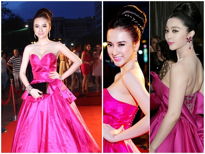 Nhung lan nhai trang phuc on ao cua Angela Phuong Trinh hinh anh 3