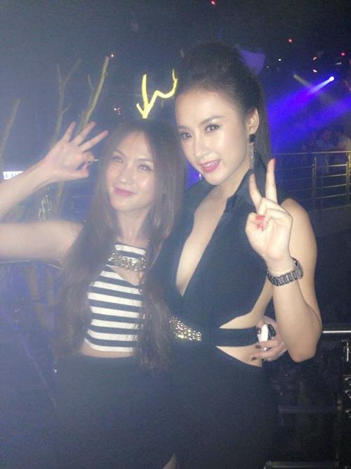 My nhan Viet lo chieu cao chenh lech khi dung chung hinh anh 7