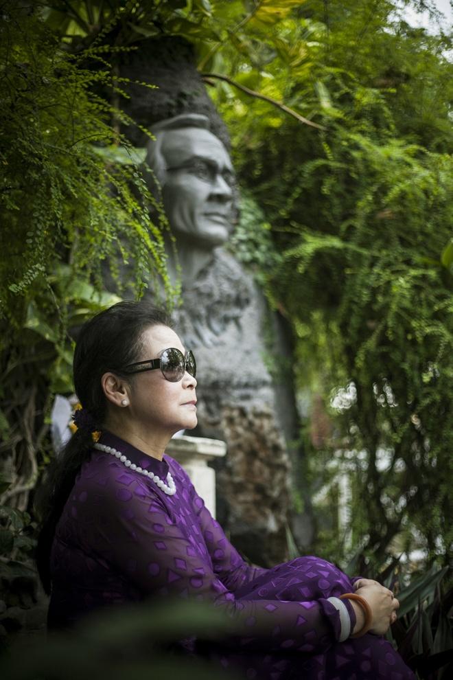 Khanh Ly tham mo Trinh Cong Son khi vua ve Viet Nam hinh anh 8