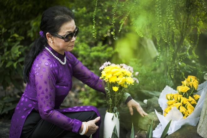 Khanh Ly tham mo Trinh Cong Son khi vua ve Viet Nam hinh anh 4