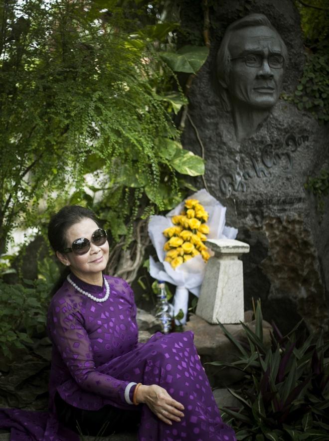 Khanh Ly tham mo Trinh Cong Son khi vua ve Viet Nam hinh anh 7