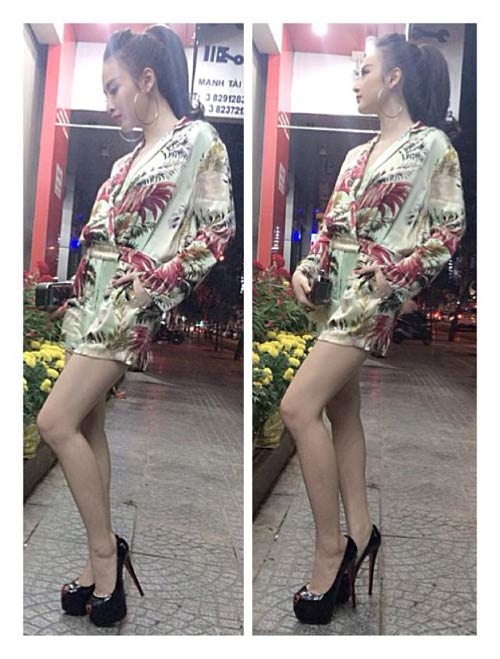 Angela Phuong Trinh nghien style khoe duong cong sexy hinh anh 22