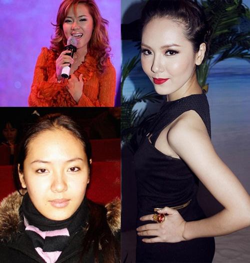 My nhan showbiz Viet doi van nho sua mui hinh anh 16