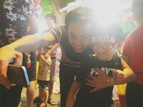 Cuong Do La - Subeo theo chan Ha Ho chay show hinh anh 1