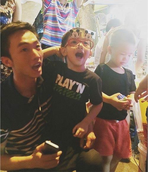 Cuong Do La - Subeo theo chan Ha Ho chay show hinh anh 2