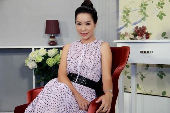 A hau Trinh Kim Chi: 'Cam do chua han da do' hinh anh
