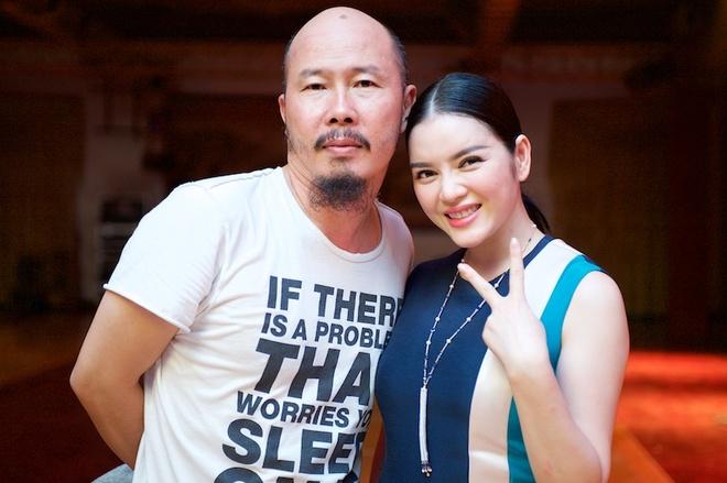 Ly Nha Ky di dep tong chi dao tong duyet Fashion Show hinh anh
