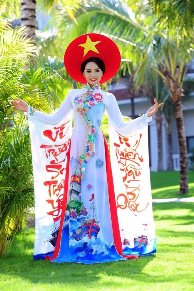 Nhung con so thu vi ve tan hoa hau Nguyen Cao Ky Duyen hinh anh 7 Trong nhiệm kỳ 2 năm, hoa hậu Kỳ Duyên sẽ tham gia nhiều hoạt động xã hội và quảng bá hình ảnh Việt Nam đến bạn bè quốc tế