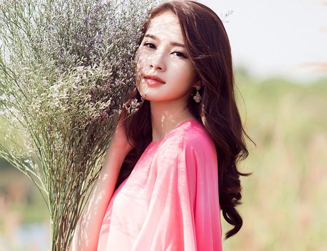 Ngoc Han - Thu Thao noi ve ket qua tranh cai cua tan hoa hau hinh anh