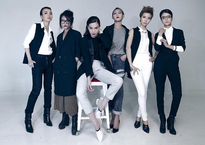 Ha Ho bien hoa an tuong cung top 27 Fashionista Vietnam hinh anh
