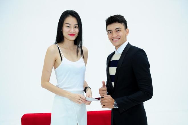 Thanh Truc, Trang Khieu giao luu top 5 Fashionista Vietnam hinh anh