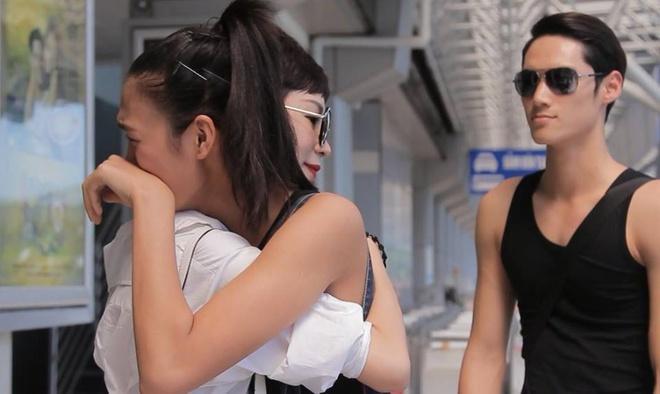 'Gai que' Nguyen Oanh may man duoc Xuan Lan cuu o phut chot hinh anh 1
