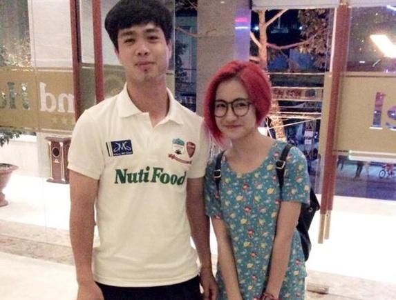Hoa Minzy - ban gai ca si ca tinh cua Cong Phuong hinh anh