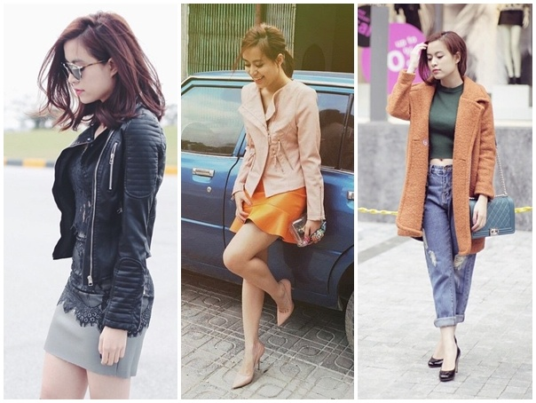 Top 6 my nhan dien street style thu dong chat nhat Vbiz hinh anh