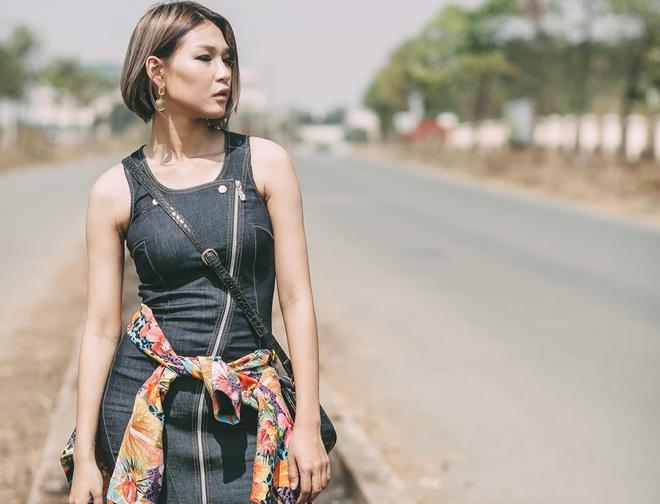 Quan quan Fashionista Vietnam bui phui voi set do hieu hinh anh