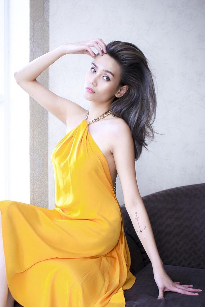 Tham can ho hien dai cua Vo Hoang Yen dip xuan At Mui hinh anh 10