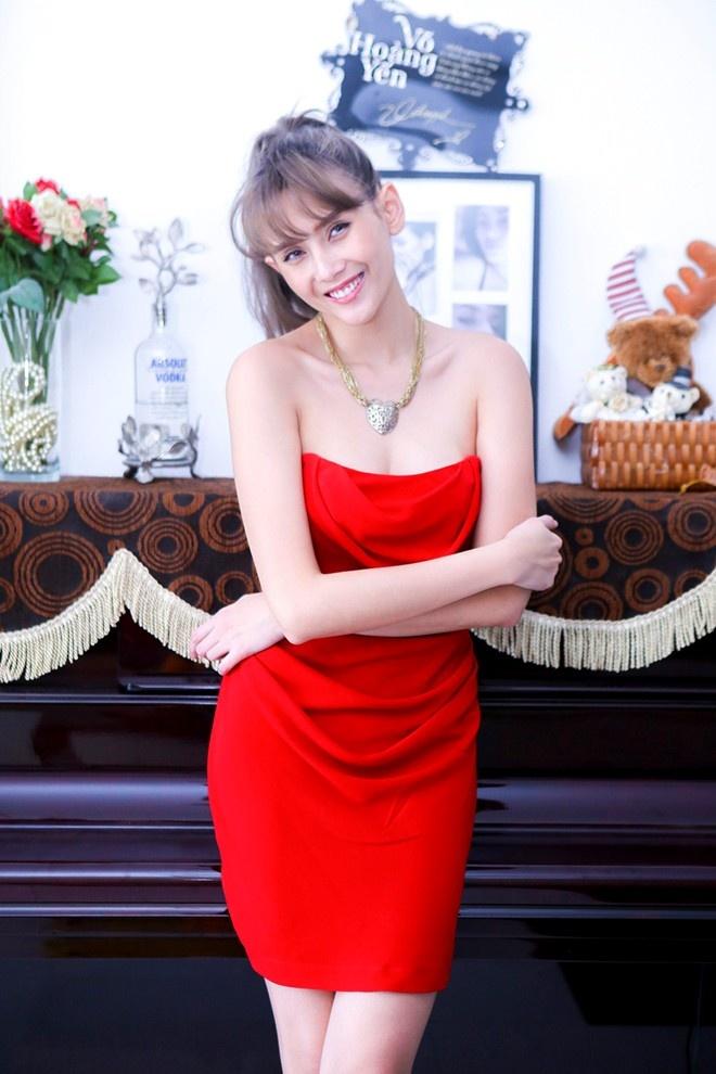 Tham can ho hien dai cua Vo Hoang Yen dip xuan At Mui hinh anh 8
