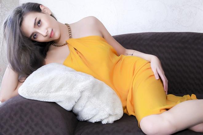 Tham can ho hien dai cua Vo Hoang Yen dip xuan At Mui hinh anh 9
