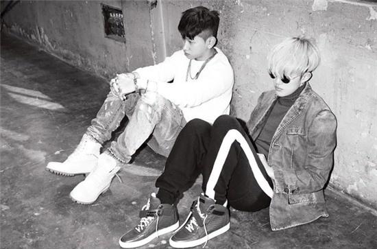 Rapper nu Kpop 'khong phai dang vua dau' hinh anh