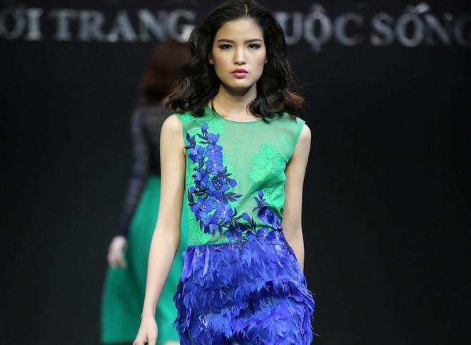 Cha Mi Next Top Model khac la tren san catwalk hinh anh