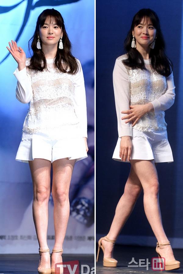 Bi quyet chon do 'an gian' chieu cao cua Song Hye Kyo hinh anh 8