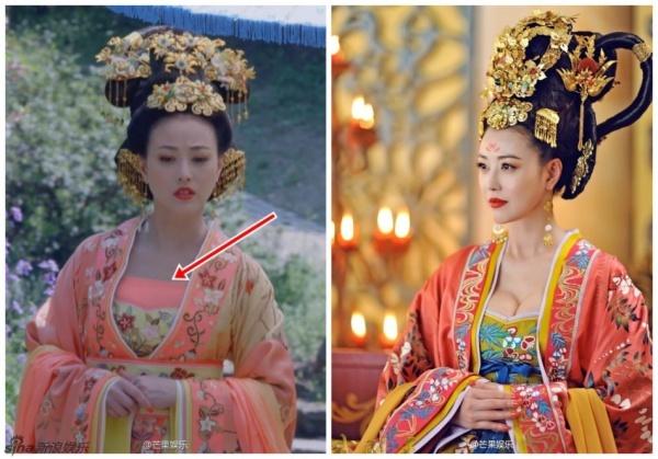 TVB che vai che nguc cho dan phi tan Vo Mi Nuong truyen ky hinh anh 1