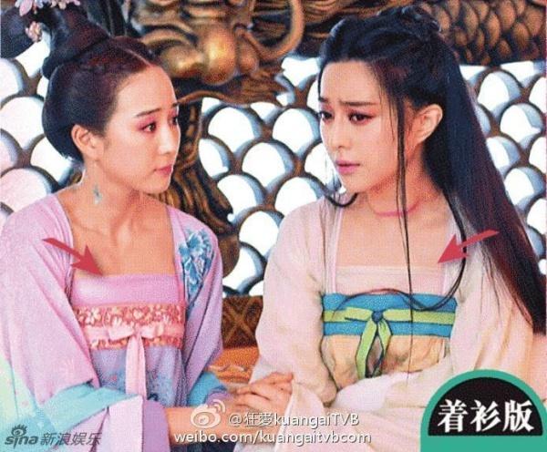 TVB che vai che nguc cho dan phi tan Vo Mi Nuong truyen ky hinh anh 4