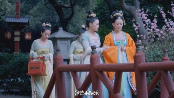 TVB che vai che nguc cho dan phi tan Vo Mi Nuong truyen ky hinh anh 5