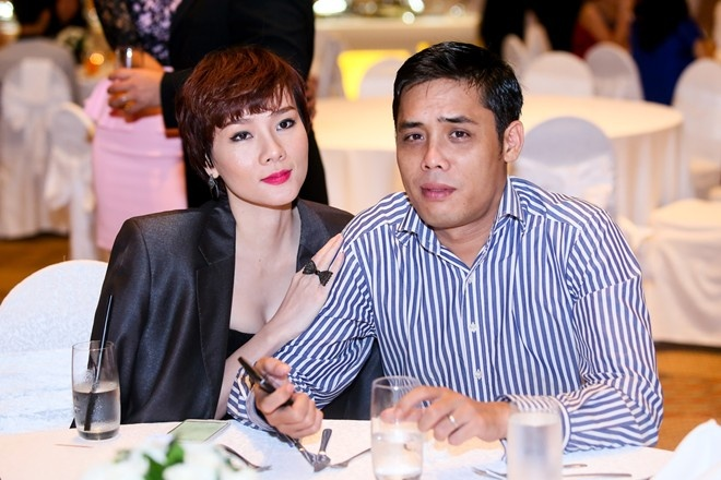 Duong Yen Ngoc noi ve nghi van da ly hon hinh anh