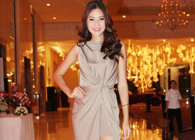 Hoa hau Thai Lan du show dien tai My cua Do Manh Cuong hinh anh