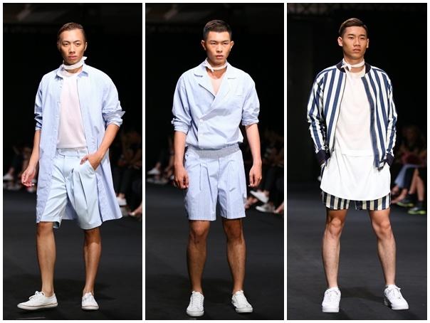 Quang Hung Next Top Model dien do ngu tren san catwalk hinh anh 9