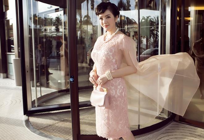 Ly Nha Ky an van quy phai noi bat o show thoi trang Dior hinh anh