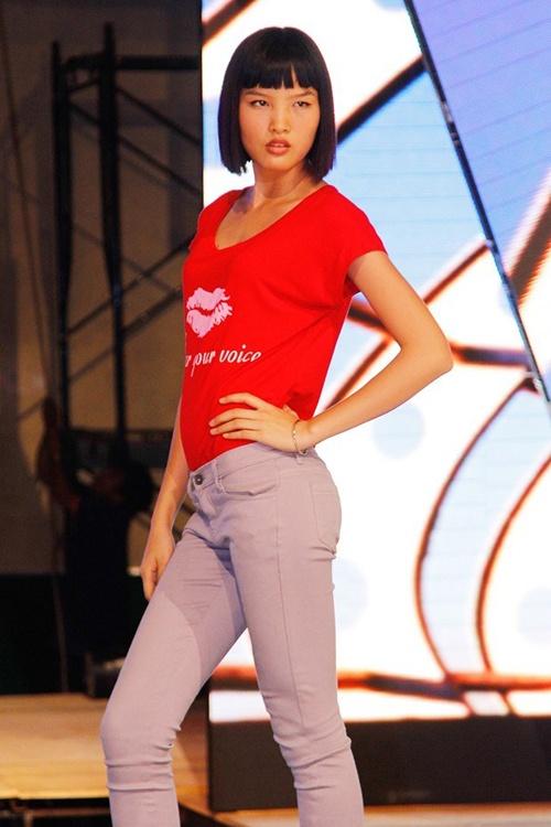 Chan dai Next Top Model lot xac tu gai que sang goi cam hinh anh 9