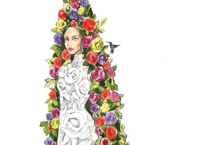 Lady Gaga se chon thiet ke ao cuoi cua nha mot nao? hinh anh