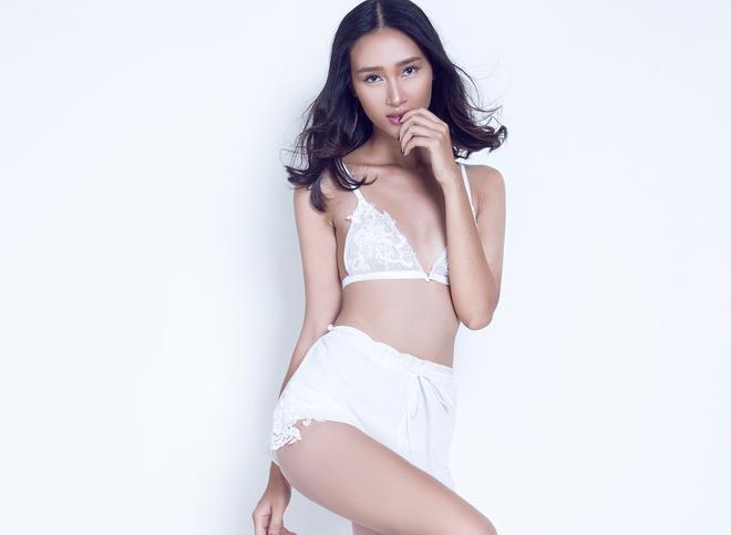 Trang Khieu dien noi y, do ngu voan mong goi cam hinh anh
