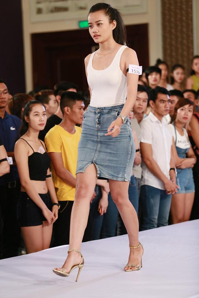 9X cao 1,9 m duoc Thanh Hang dua thang vao vong trong hinh anh 6