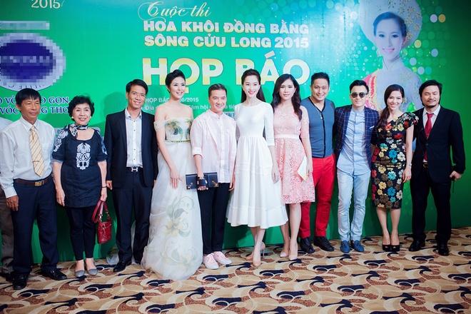 Mr. Dam cham thi Hoa khoi dong bang song Cuu Long hinh anh 2