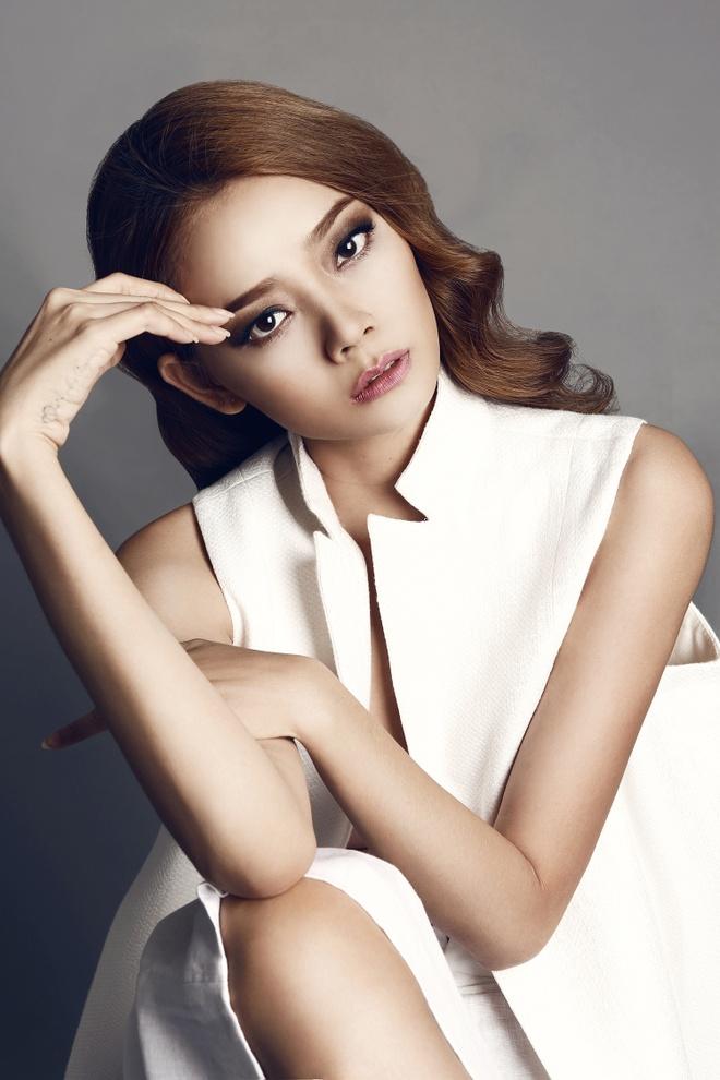 Hoang Oanh Next Top Model dien mot khong noi y hinh anh 1