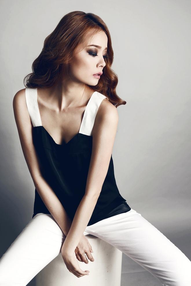 Hoang Oanh Next Top Model dien mot khong noi y hinh anh 7