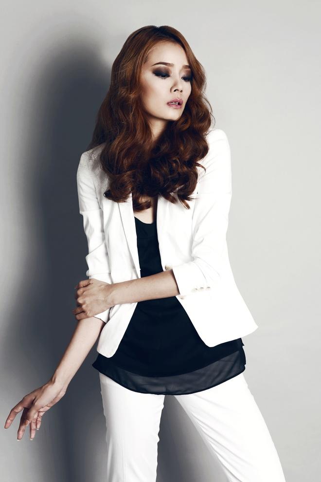 Hoang Oanh Next Top Model dien mot khong noi y hinh anh 5