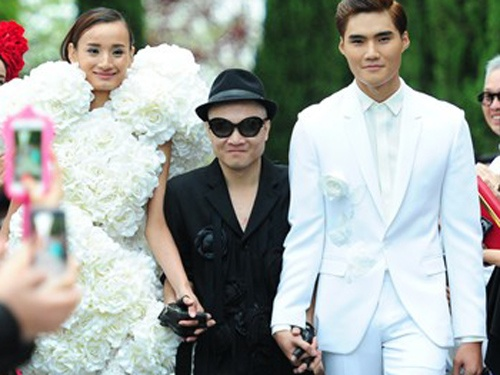 Do Manh Cuong: 'Toi khong phuc vu nguoi thich che bai' hinh anh