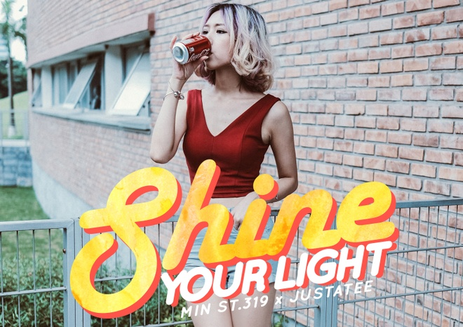 MIN from ST.319 - Shine Your Light (ft. Justatee) hinh anh